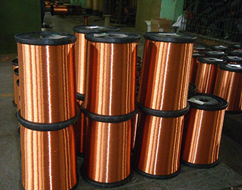 Difference between electromagnetic wire and en
