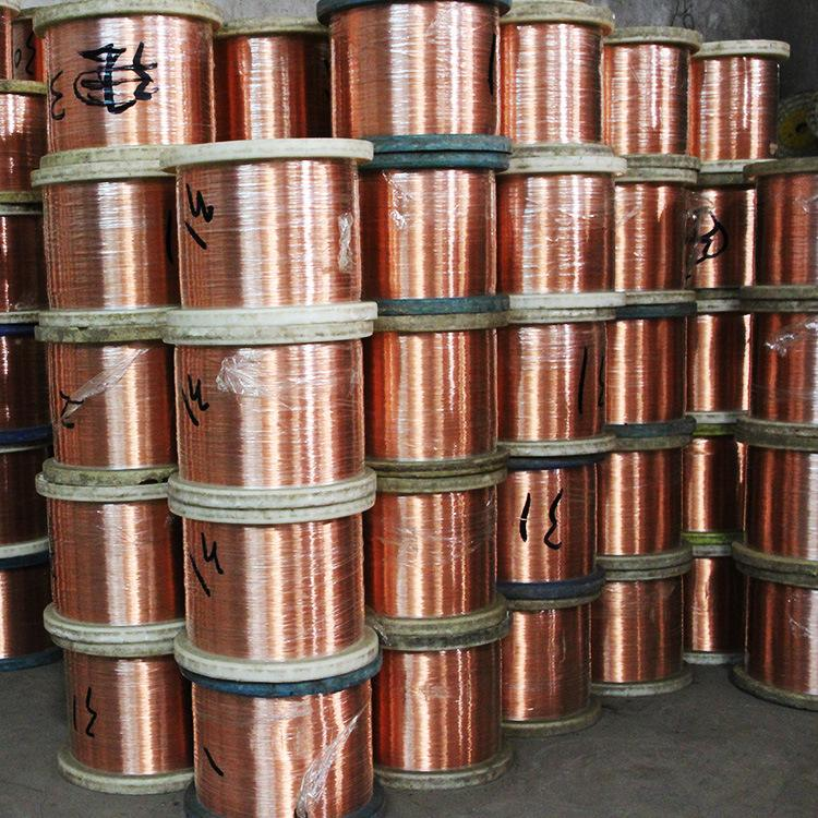Copper-Clad Aluminum (CCA) Wire manufacturer and supplier