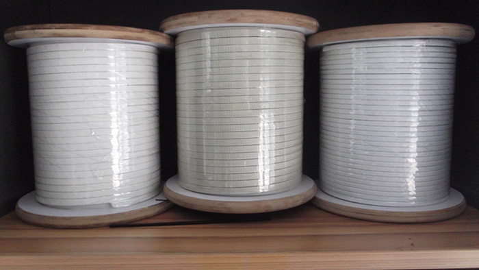 Nomex paper covered aluminum winding wire