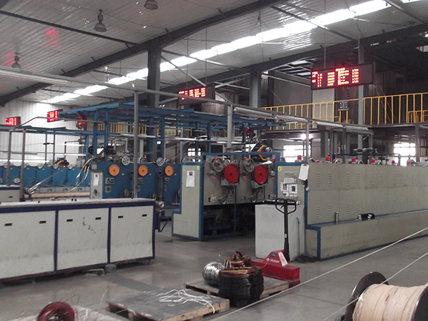 Enameled Covered Aluminum Wire Production Proc