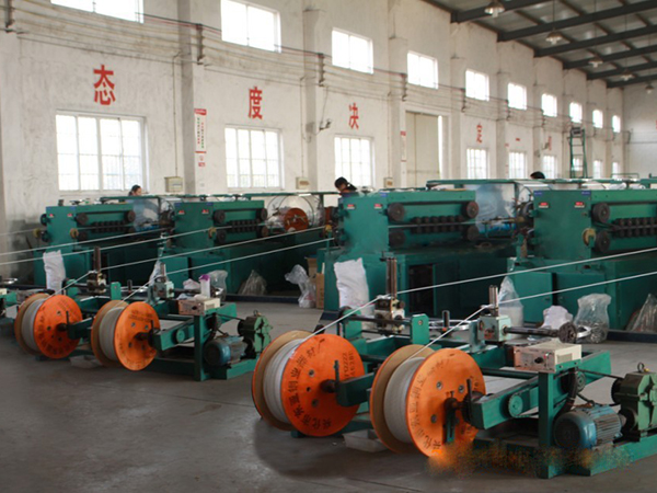 Paper Wrapped Aluminum wire Production Process